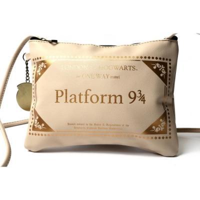 Harry potter platform 9 3 4 crossbody bag