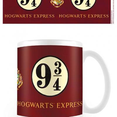 Harry potter platform 9 3 4 mug 300ml