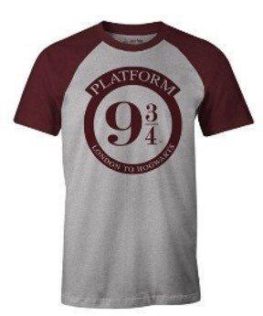 Harry potter platform 9 3 4 t shirt homme