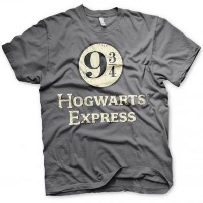 Harry potter platform 9 3 4 t shirt