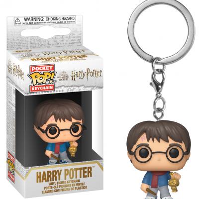 Harry potter pocket pop keychain holiday harry potter