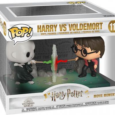 Harry potter pop movie moments n 119 harry vs voldemort