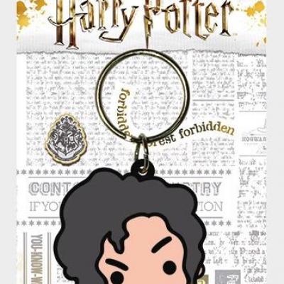 Harry potter porte cles caoutchouc belatrix chibi