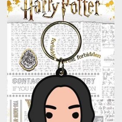 Harry potter porte cles caoutchouc snape chibi