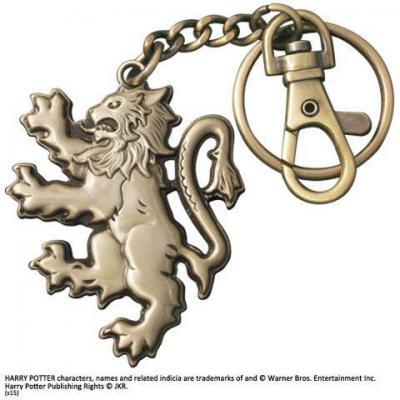 Harry potter porte cles lion de gryffondor