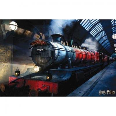 Harry potter poster 61x91 hogwarts express