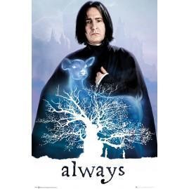 Harry potter poster 61x91 snape always