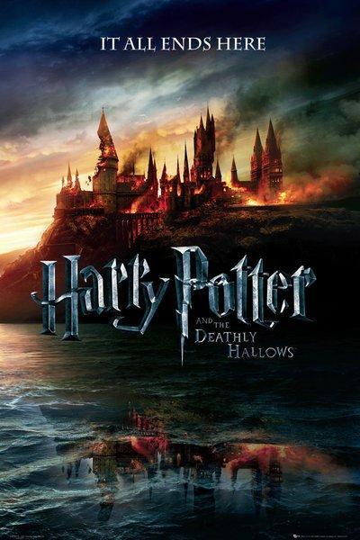 Harry potter poster 61x91 teaser 7 1