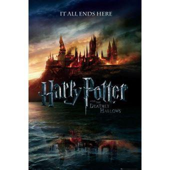 Harry potter poster 61x91 teaser 7