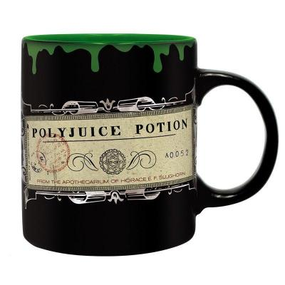 Harry potter potion polynectar mug foil 320ml