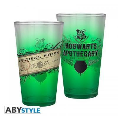 Harry potter potion polynectar verre xxl 400ml