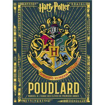 Harry potter poudlard manuel a l usage des eleves de 1ere annee
