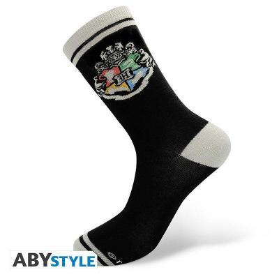 Harry potter poudlard paire de chaussettes taille unique