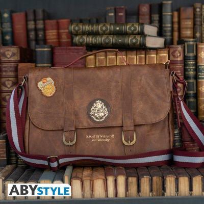 Harry potter poudlard sac bandouliere