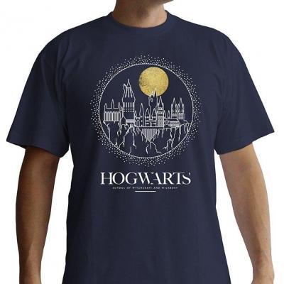 Harry potter poudlard t shirt homme