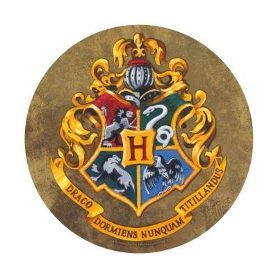 Harry potter poudlard tapis de souris 21 5cm