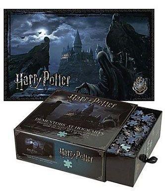 Harry potter puzzle 1000 pcs les detraqueurs a poudlard