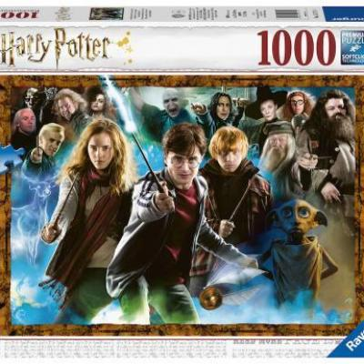 Harry potter puzzle 1000p characters