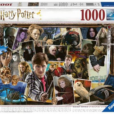 Harry potter puzzle 1000p gallery