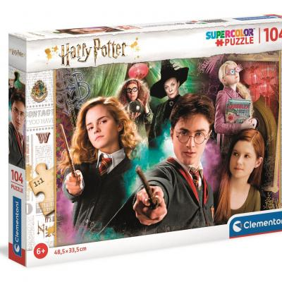 Harry potter puzzle 104p kids