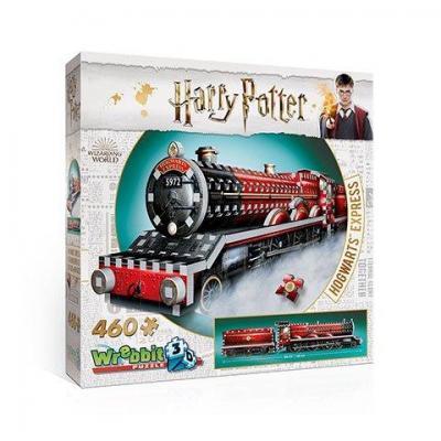 Harry potter puzzle 3d poudlard express 460 pces