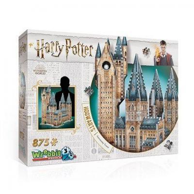 Harry potter puzzle 3d poudlard la tour d astronomie 875 pces