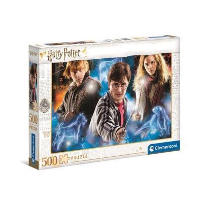 Harry potter puzzle 500p v2