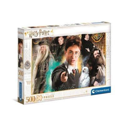 Harry potter puzzle 500p