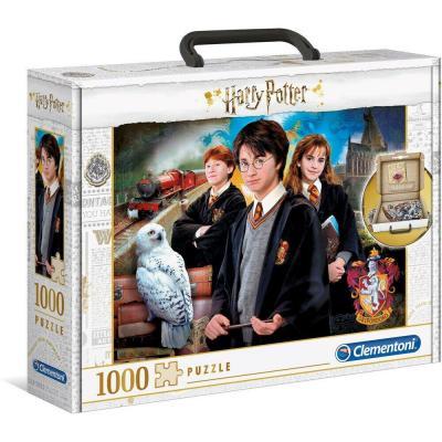 Harry potter puzzle valise 1000p