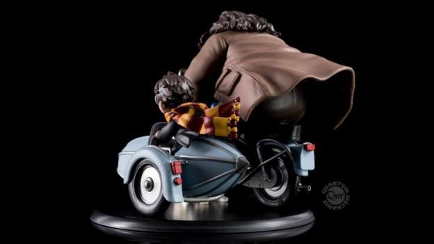 Harry potter q fig 15 cm harry potter rubeus 1