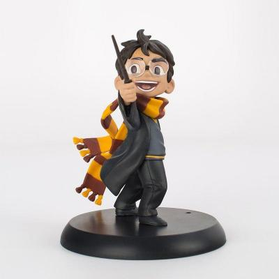 Harry potter q fig 16 cm harry s first spell