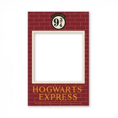 Harry potter quai 9 3 4 cadre photo aimante photo 7 5x7 5