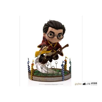 Harry potter qudditch match figurine mini co 13cm