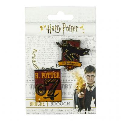 Harry potter quidditch broches