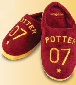 Harry potter quidditch pantoufles kids