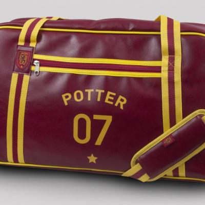 Harry potter quidditch team gryffindor sport holdall