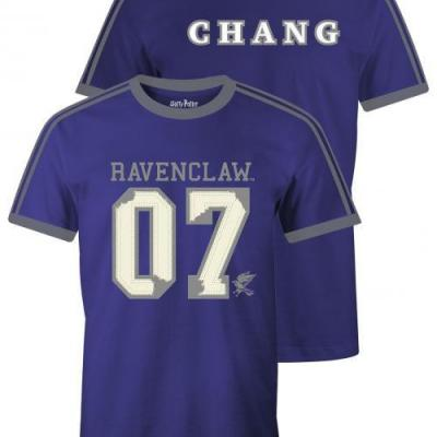 Harry potter ravenclaw chang t shirt homme