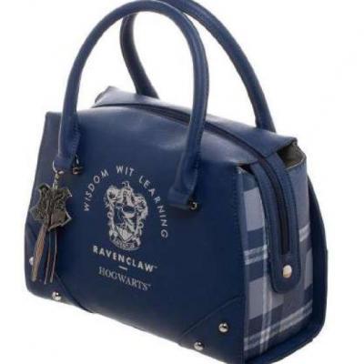 Harry potter ravenclaw sac a main luxury plaid top