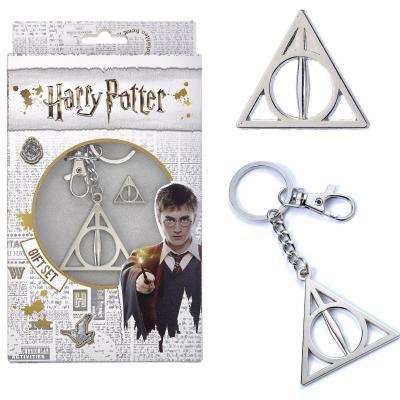 Harry potter reliques de la mort porte cles et pin s