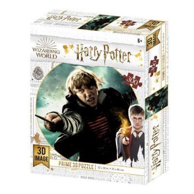 Harry potter ron puzzle lenticulaire 3d 300p 46x31cm