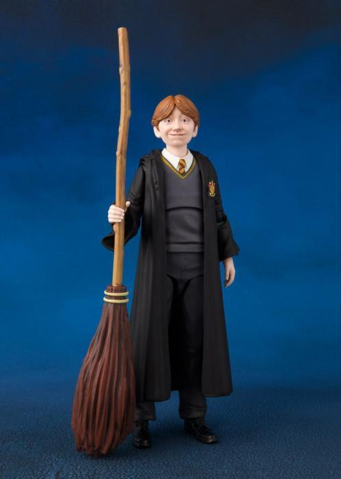 Harry potter ron s h figuarts 12cm tamashi bandai