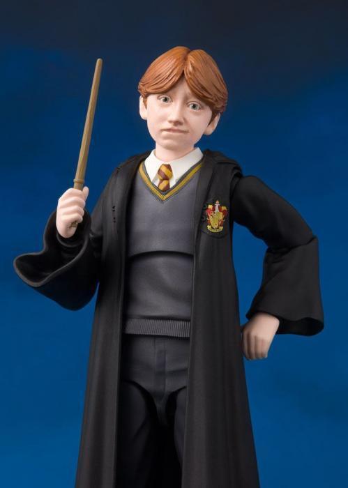 Harry potter ron s h figuarts 12cm tamashi bandai 1