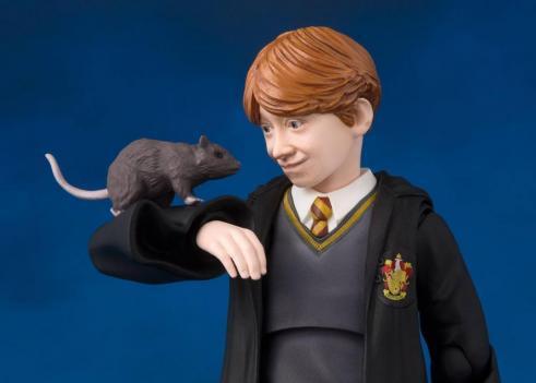 Harry potter ron s h figuarts 12cm tamashi bandai 2