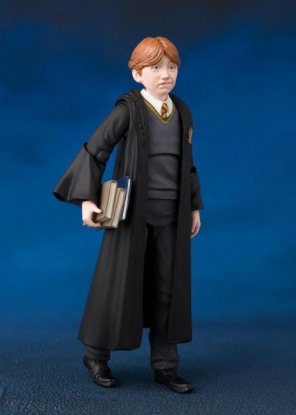 Harry potter ron s h figuarts 12cm tamashi bandai 3
