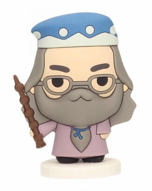 Harry potter rubber mini figure 6cm dumbledore
