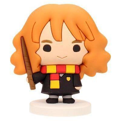 Harry potter rubber mini figure 6cm hermione