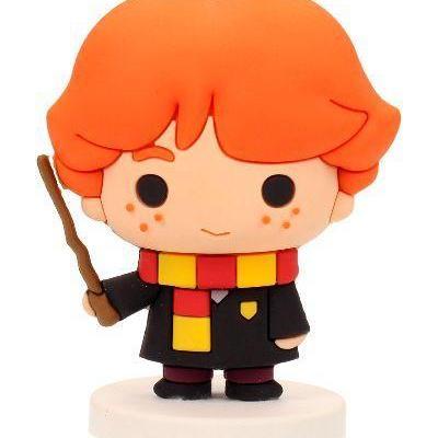 Harry potter rubber mini figure 6cm ron