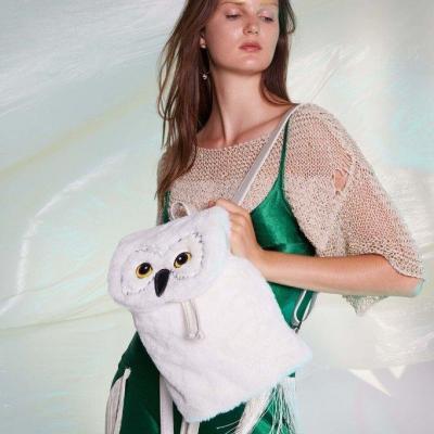 Harry potter sac a dos design owl hedwig danielle nicole