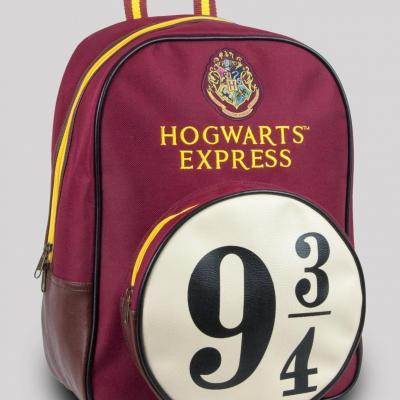 Harry potter sac a dos hogwarts express 9 3 4