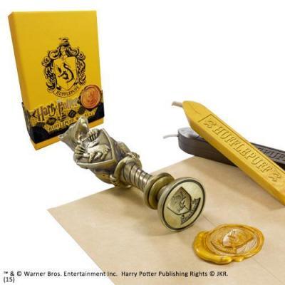 Harry potter sceau poufsouffle